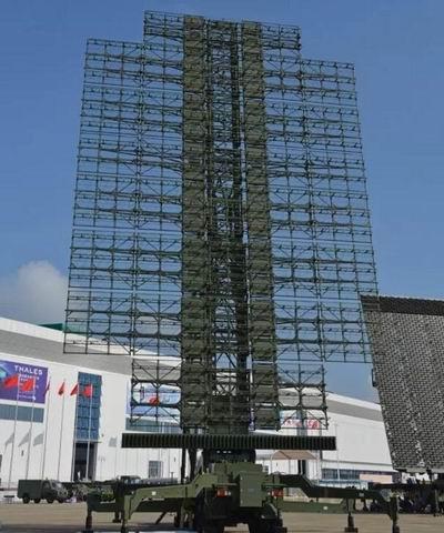 中国反隐身雷达